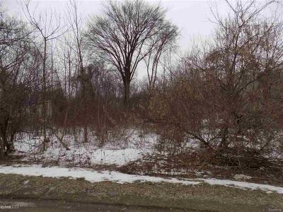 Chesterfield Twp Residential Lots & Land For Sale: Jefferson