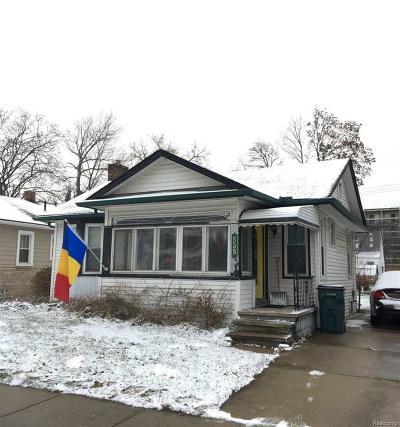 Ferndale Single Family Home For Sale: 535 E Saratoga