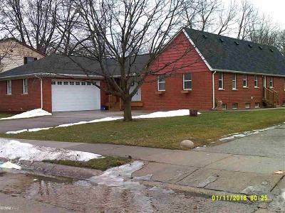 Eastpointe Single Family Home For Sale: 22110 Boulder