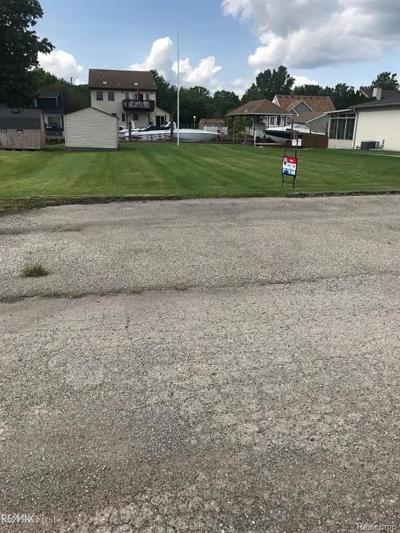 Chesterfield Twp Residential Lots & Land For Sale: 46069 Edgewater