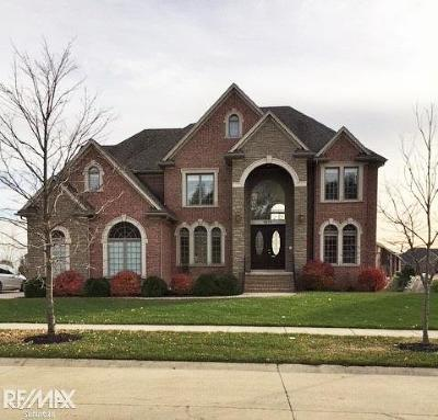 Washington Twp Single Family Home For Sale: 8874 Inverness