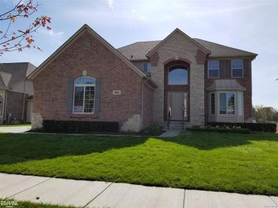 Shelby Twp Single Family Home For Sale: 8838 Softail Drive