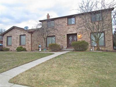 Single Family Home Sold: 47600 Angeline Ct