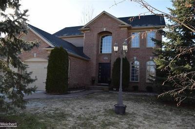 Washington Twp Single Family Home For Sale: 8674 Paul