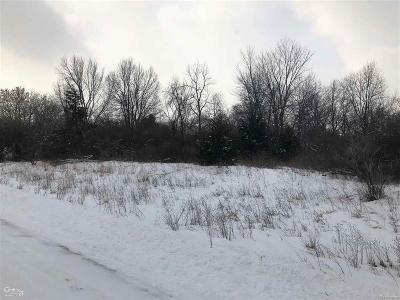 Oakland Twp Residential Lots & Land For Sale: Knob Creek