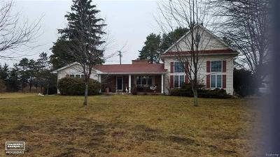 East China Twp Single Family Home For Sale: 6024 Meisner