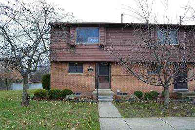 TROY Condo/Townhouse For Sale: 3626 Old Creek
