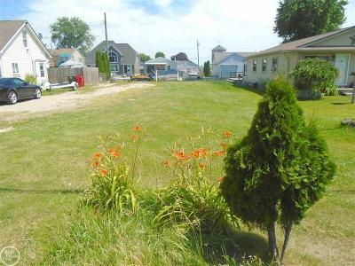 Chesterfield Twp Residential Lots & Land For Sale: 45518 Jefferson