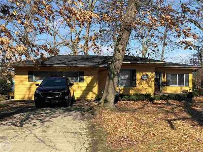 Waterford Single Family Home For Sale: 4784 Sylvester