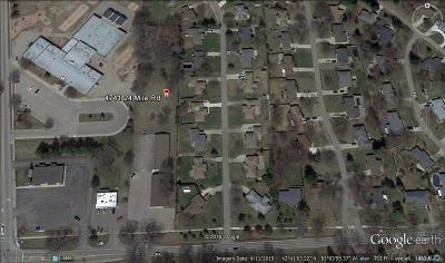 Shelby Twp Residential Lots & Land For Sale: 4741 24 Mile
