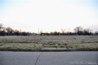 Detroit Residential Lots & Land For Sale: 2531 Coplin
