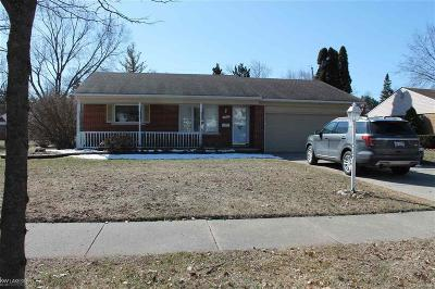 Troy Single Family Home For Sale: 2234 Hillcrescent Dr.