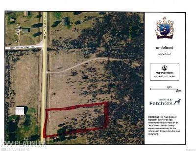Worth Twp MI Residential Lots & Land For Sale: $16,000