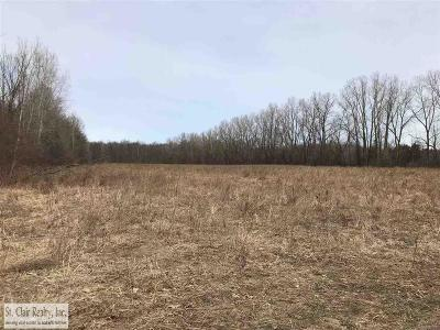 Columbus Twp MI Residential Lots & Land For Sale: $128,000