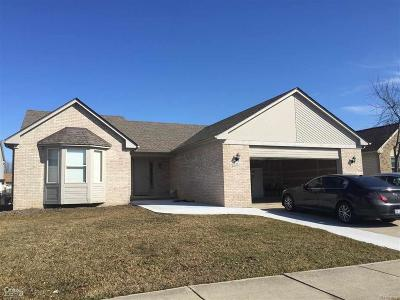 Macomb Twp Single Family Home For Sale: 22571 Current