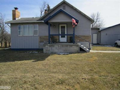 Saint Clair County, St. Clair County Single Family Home For Sale: 8679 Avoca