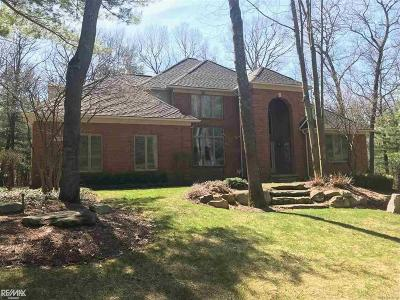 Oxford Single Family Home For Sale: 1925 Deer Path Trail