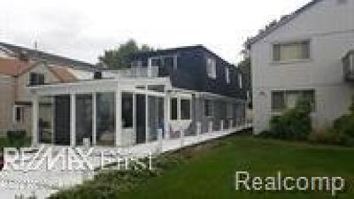 Harrison Twp Single Family Home For Sale: 37780 Bakeman