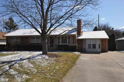 Oxford, Oxford Twp, Oxford Vlg Single Family Home For Sale: 105 Tanview