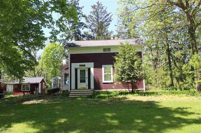 Oakland Twp Single Family Home For Sale: 68777 Dequindre Rd