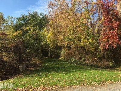 Harrison Twp Residential Lots & Land For Sale: Shoreline Dr.