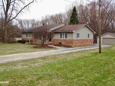 Rochester Hills Single Family Home For Sale: 2930 Grant
