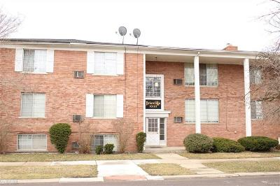 Multi Family Home For Sale: 10101 Cadieux