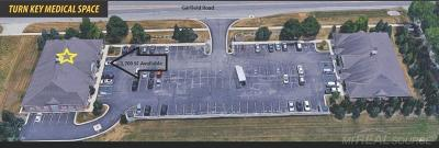 Macomb Twp Commercial Lease For Lease: 46857 Garfield