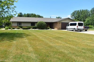 Bruce Twp Single Family Home For Sale: 74957 Judges Court