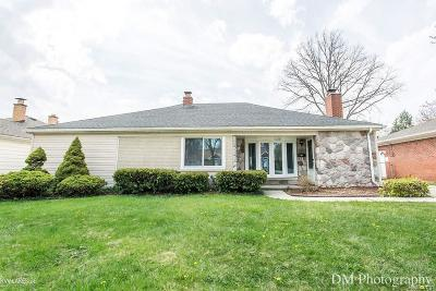 Royal Oak Single Family Home For Sale: 628 S Minerva