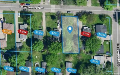 Ypsilanti Residential Lots & Land For Sale: 1070 Hawthrone
