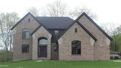 Rochester Hills Single Family Home For Sale: 1971 Rosati