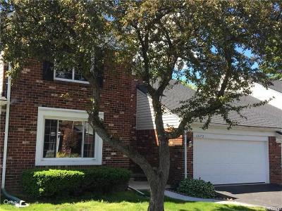 BLOOMFIELD Condo/Townhouse For Sale: 1572 Georgetown Pl