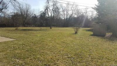Troy Residential Lots & Land For Sale: 1230 Glaser