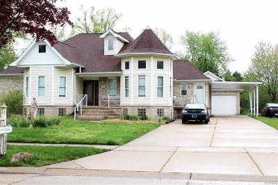 STERLING HEIGHTS Single Family Home For Sale: 6149 Poplar Ave
