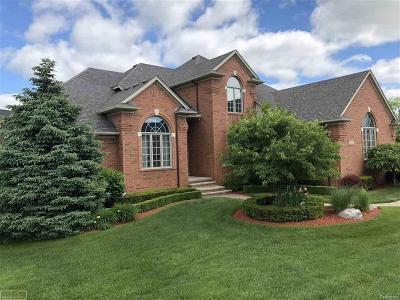 Washington Twp Single Family Home For Sale: 63629 Georgetowne