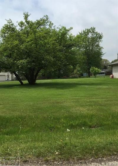 Chesterfield Twp Residential Lots & Land For Sale: Forbes