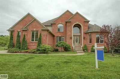 Washington Twp Single Family Home For Sale: 7406 Brunswick Court