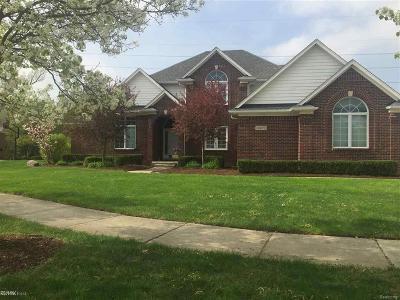 Washington Twp Single Family Home For Sale: 14277 Barton
