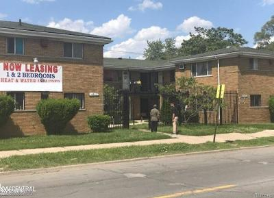 Detroit Multi Family Home For Sale: 14910 Tireman