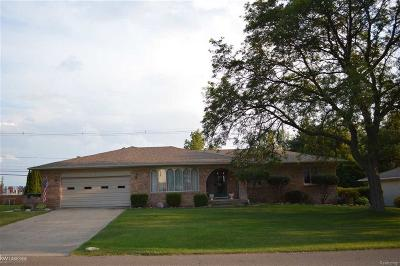 Shelby Twp Single Family Home For Sale: 3144 Sandy Creek Dr