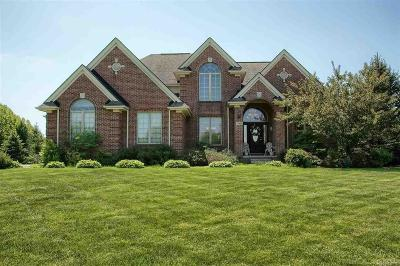 Addison Twp Single Family Home For Sale: 190 Sequoia