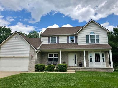 Troy Single Family Home For Sale: 459 N Evaline