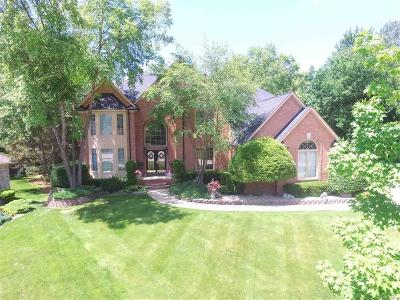 Sterling Heights Single Family Home For Sale: 2732 Arrowwood Ct.