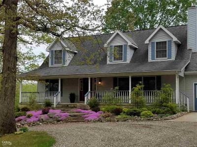Addison Twp Single Family Home For Sale: 506 Yule