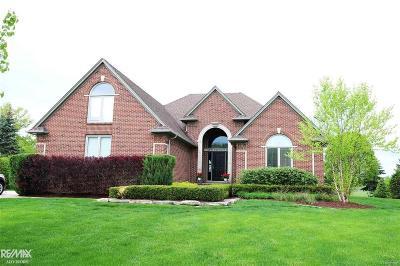 Washington Twp Single Family Home For Sale: 62701 Crimson