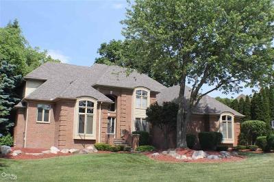 Washington Twp Single Family Home For Sale: 4917 Deer Creek Circle S.