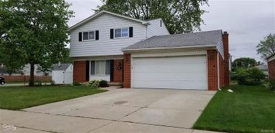 Madison Heights Single Family Home For Sale: 1836 Millard