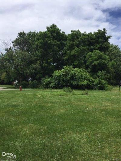 Bloomfield Twp Residential Lots & Land For Sale: Eileen