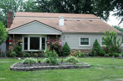 Clinton Twp Single Family Home For Sale: 21367 Wendell St.